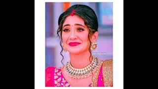 Shivangi Joshi (Nayra) Sad Song Yrkkh Title song Dilo ko bandha tha mane #shorts #yrkkh