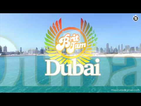 BRITJAM GOES TO DUBAI