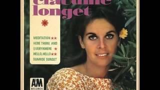 Claudine Longet - Sunrise, Sunset (1966)
