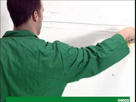 Marmora Filante - come applicare la soluzione decorativa OIKOS