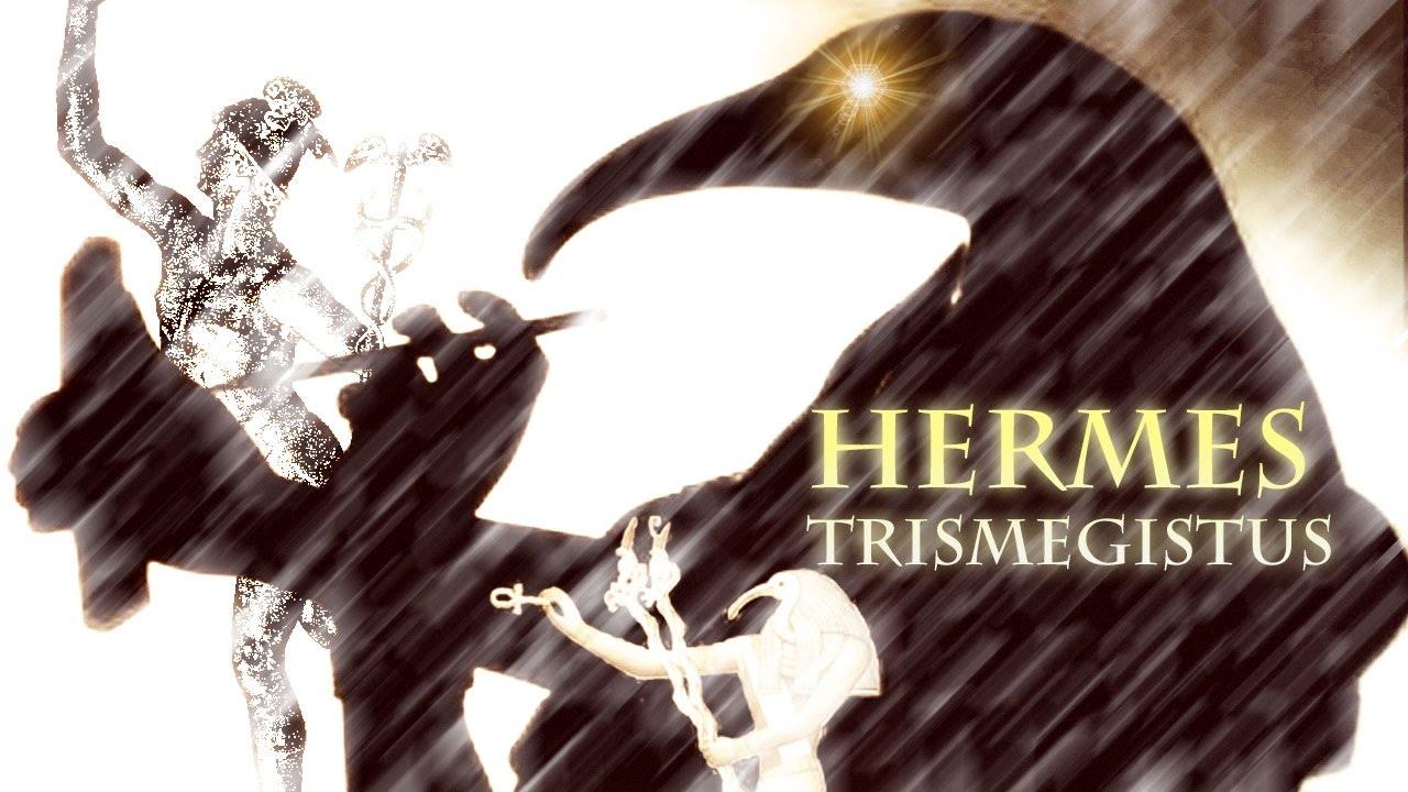 Hermes Trismegistus Brought Divine Wisdom To Mankind
