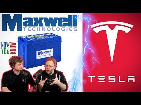 Bang Bang Maxwell's Supercapacitor   In Depth