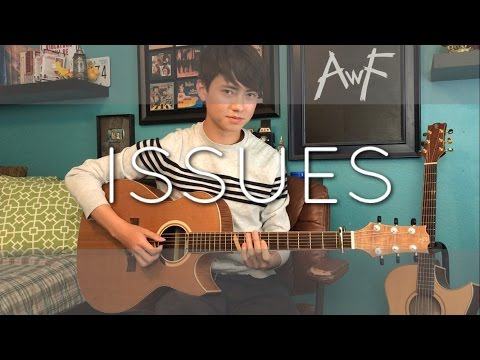 Issues - Julia Michaels - Cover (Fingerstyle Guitar)