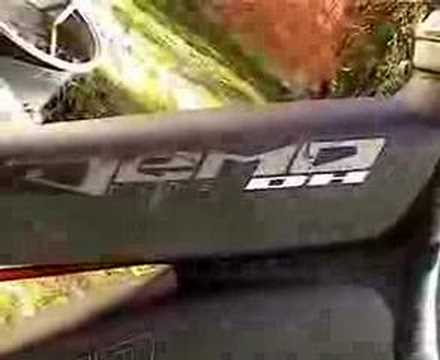 948ee75b5c8 Specialized DEMO 9 DH - YouTube