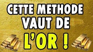 PARIS SPORTIFS TECHNIQUE EN OR POUR GAGNER DE L'ARGENT