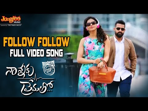 Follow Follow song Nannaku Prematho by VenuMadhaavUNIQUE MULTI ENTERTAINMENTS