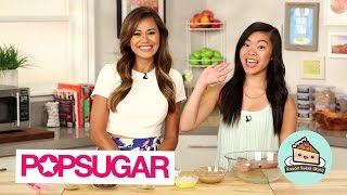 How To Make Peanut Butter Bears (feat. Brandi Milloy From Popsugar)!