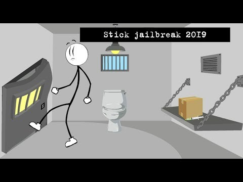 ► Stickman Jailbreak 2019 Full Gameplay - Stick Prison Break Escape