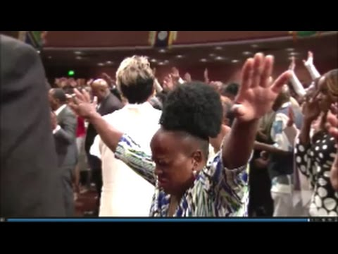 COGIC 2nd Assistant Bishop Macklin Altar Call at West Angeles COGIC 2017!