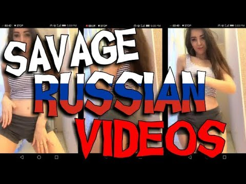 SAVAGE RUSSIAN VIDEOS #1