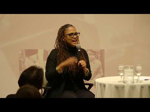 Conversations with Great Leaders: Ava DuVernay and Damian Woetzel