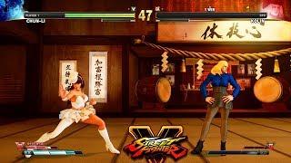 Street Fighter V AE Chun Li vs Kolin PC Mod #2