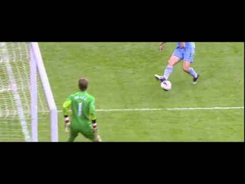 Manchester United 1 - 6 Manchester City Highlights HD 23.10.2011