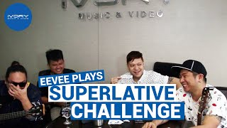 #IvoryLive: Eevee Plays the Superlatives Challenge