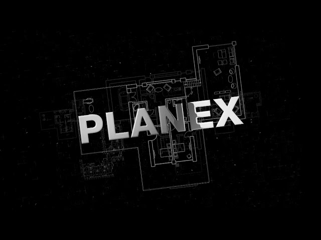 Planex Building Brand Experiences animaatio