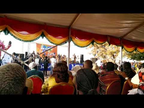 Mali trip 2017 Festival Sur Le Niger