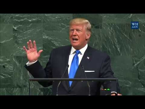 Download Youtube: President Trump Gives an Address to the 72nd Session of the United Nations General Assembly