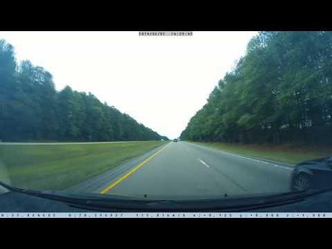 "North Carolina State Highway Patrol ""SHP-1200"" Speeding"