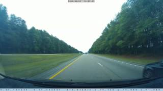"North Carolina State Highway Patrol ""SHP-1200"" Speeding"