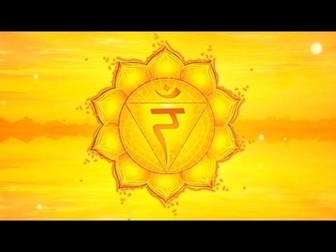 HEAL SOLAR PLEXUS CHAKRA with Tibetan Singing Bowls | Chakra Healing Meditation Music