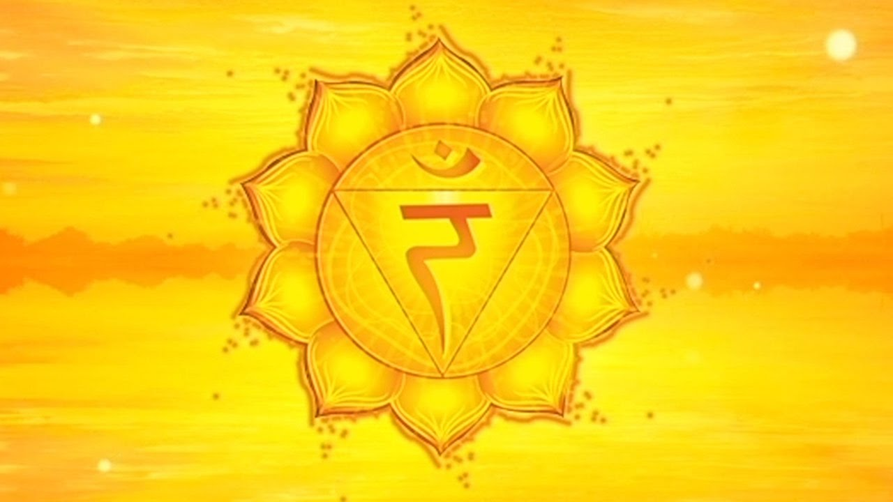 Image result for solar plexus chakra HD