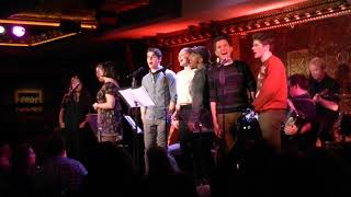 'Push On' - HELLA CRAZEE HOLIDAYZEE, an Alex Syiek Thing - Live at Feinstein's/54 Below