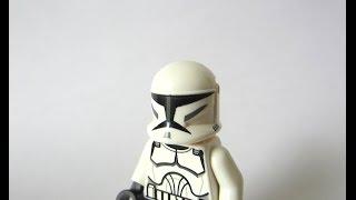 How To: Make A LEGO Star Wars Clone Commando Helmet (Tutorial)