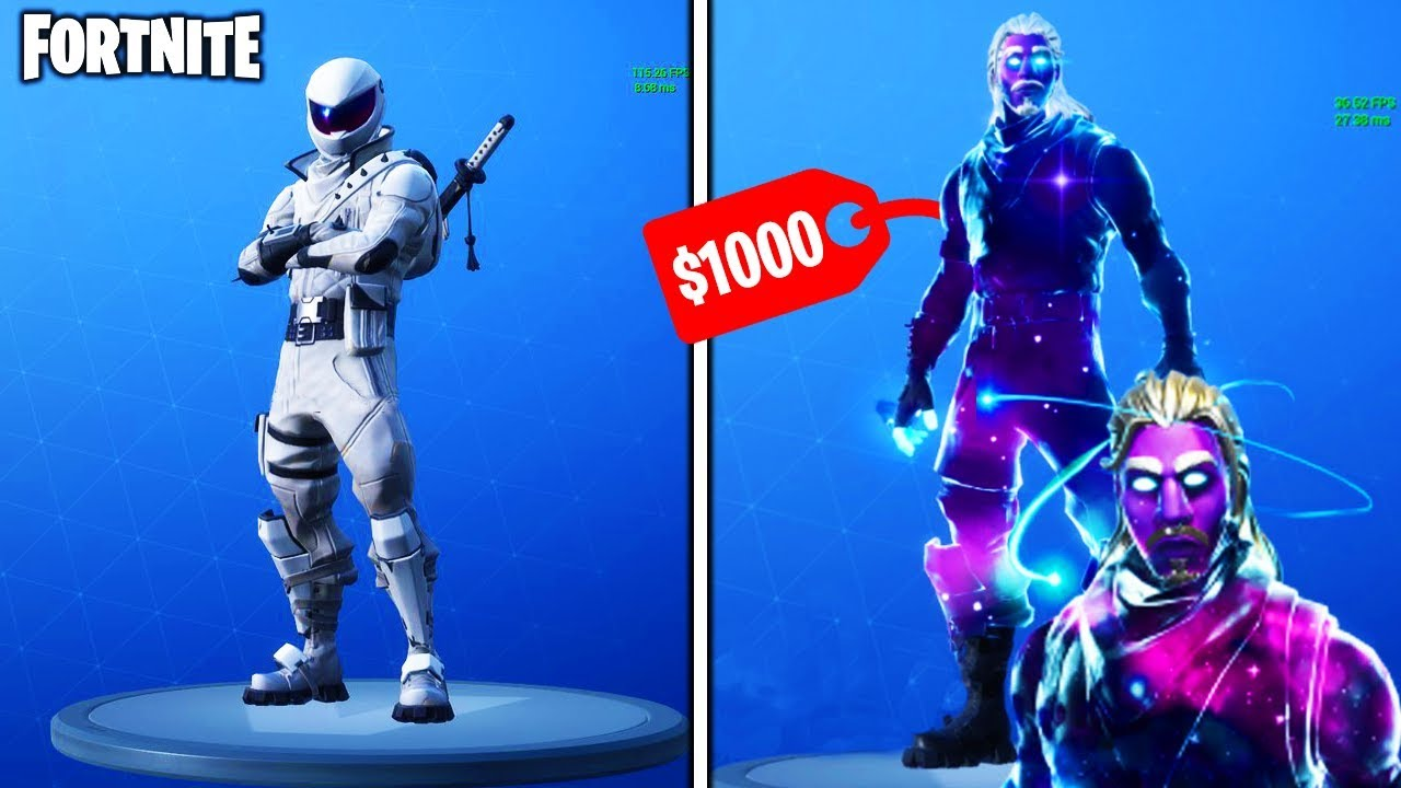 how to unlock the most expensive skin in fortnite fortnite battle royale new galaxy skin - how do you get the galaxy skin fortnite battle royale