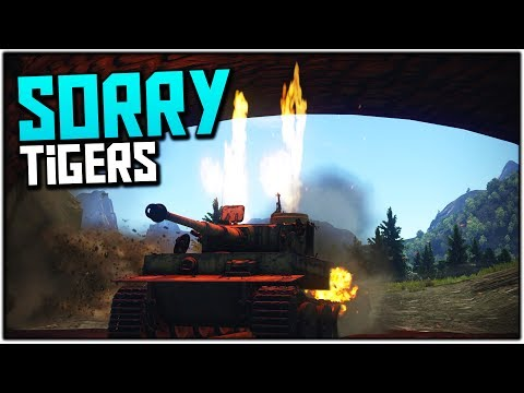I LOVE THIS TANK (War Thunder Tank Gameplay)