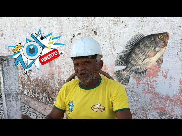 PEIXE COM PAPEIRA - JOÃO RAIMUNDO VERDADE PURA