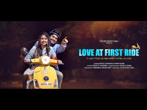 'Love At First Ride' – A Concept Wedding Film Of Prateek & Jharna