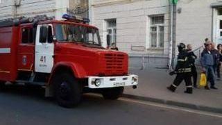 """Хлопок газа на """"Войковской"""": обошлось без эвакуации"""