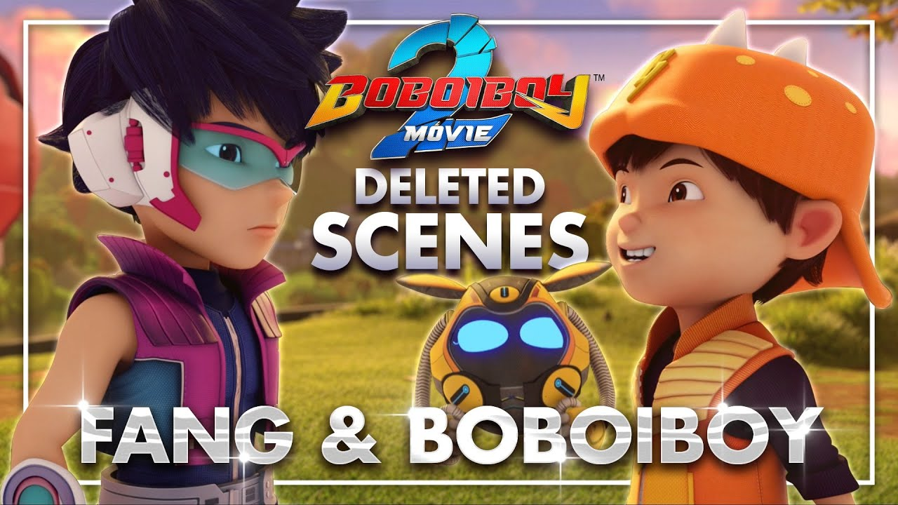 BoBoiBoy Movie 2 : DELETED SCENE | Klip