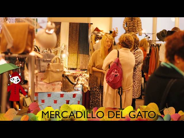 MERCADILLO DEL GATO 15-18 OCTUBRE, HOTEL THE WESTIN PALACE, MADRID