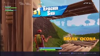 EPIC FORTNITE DUO WIN!! #4 with the triple threat skin