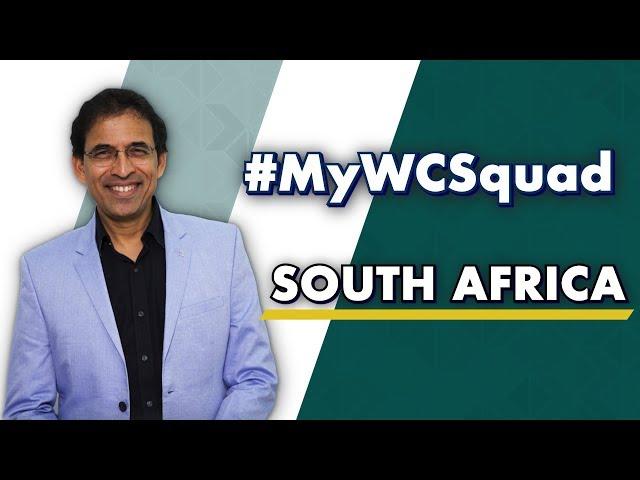Harsha Bhogle's #MyWCSquad - South Africa