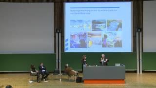 """Sektion 3 """"Die Entwicklung der Städte"""" - 13. Bundeskongress Politische Bildung"""