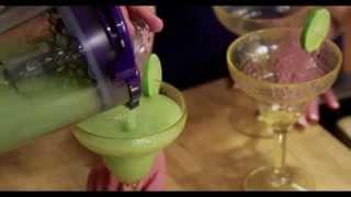 How To Make A Kiwi Cilantro Margarita