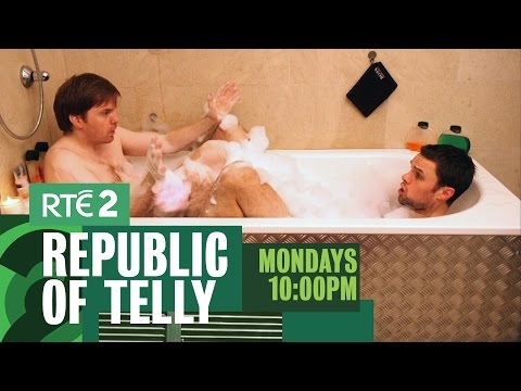 Living with Bressie | Republic of Telly | Mondays 10pm RTÉ 2