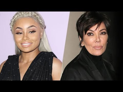 Kris Jenner GOES OFF On Blac Chyna! Wants Rob To Have FULL Custody Over Dream!