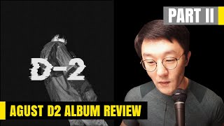 Baixar DJ REACTION to KPOP - AGUST D D2 FULL ALBUM REVIEW KFJFJWLEKCJSLKLDKL