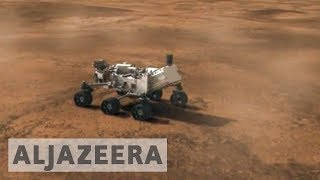 Five years after NASA rover landed on Mars