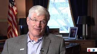 Senate Majority Leader Shirkey discusses start of 100th Legislature