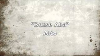 Bonse Aba- Alto