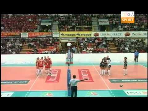 Volley Femminile - Serie A1 - Yamamay Busto Arstizio vs. Chieri Torino Volley club