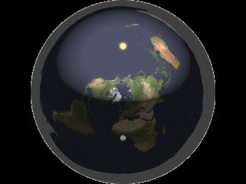Flat earth  - No one has gone pass Van Allen radiation bets HD