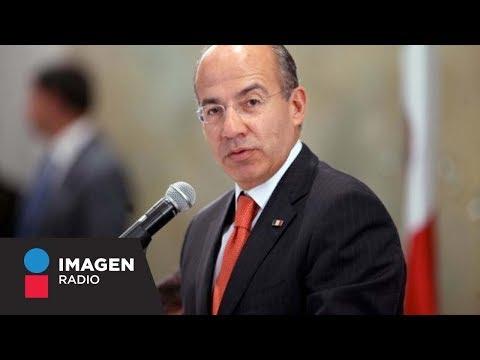 Rechazo categóricamente señalamiento de Bartlett: Felipe Calderón / Primera Emisión