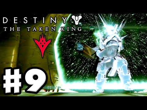 Destiny: The Taken King - Gameplay Walkthrough Part 9 - Patrol the Dreadnaught! (PS4, Xbox One)