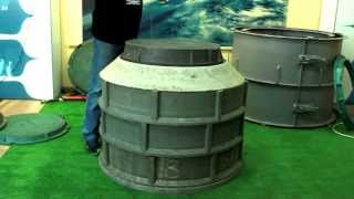 Cборка полимерно-композитного колодца вручную(, 2015-10-16T13:55:55.000Z)