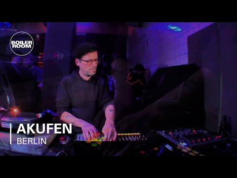 Akufen Boiler Room Berlin Live Set